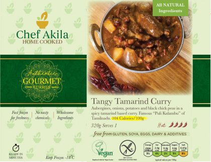 Tangy Tamarind Curry