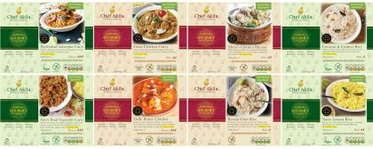 Curry Nights Box (Flexitarian)