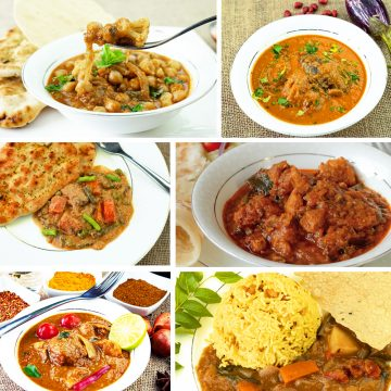 LOW CALORIE CURRIES BOX